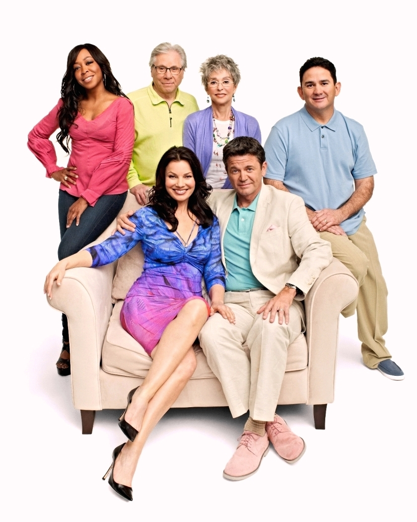 Happily Divorced - Group Picture 2