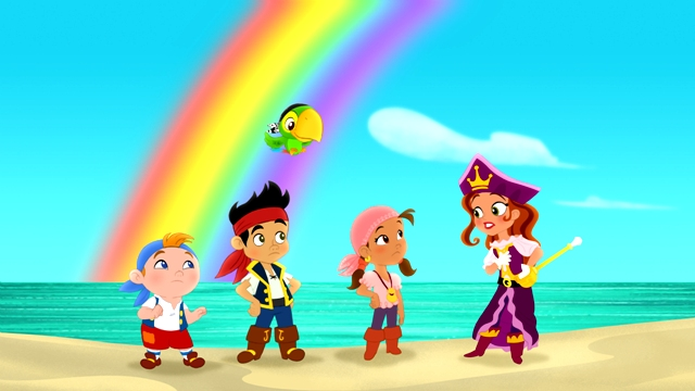 Jey y los piratas de nunca jamas - Imagui