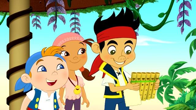 Una Nueva Temporada De Jake Y Los Piratas Del Pa  S De Nunca Jam  S