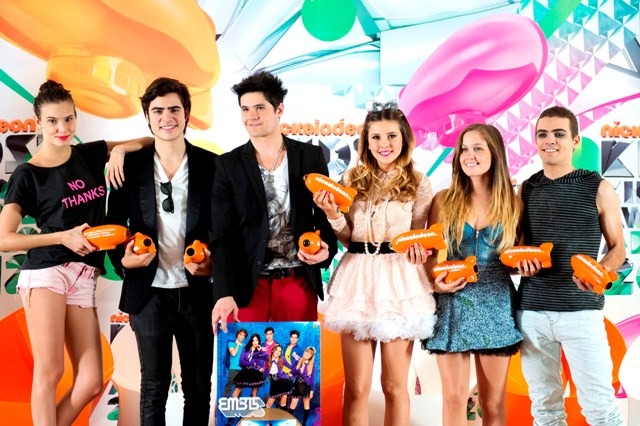 Kid Choice Awards Mexico – EME 15 – MISS XV – GANAN 7 PREMIOS
