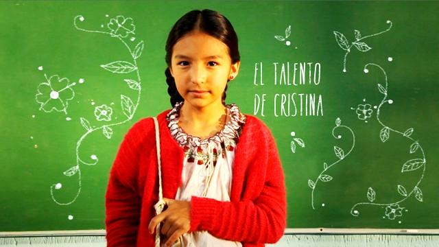 CRISTINA - KIPATLA - CANAL ONCE TV MEXICO