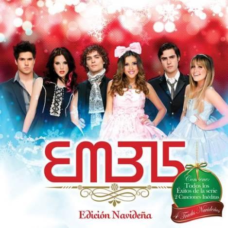 EME 15 DISCO NAVIDEÑO