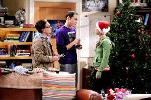 the big band theory - warner channel - christmas