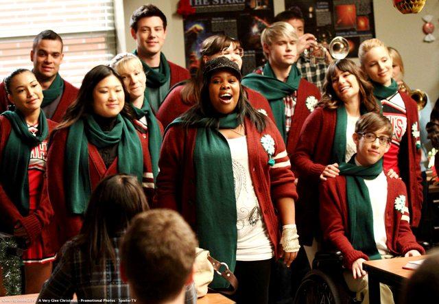 Glee Navidad