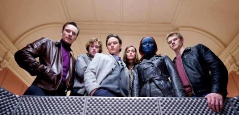 X-Men primera generación