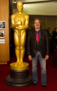 "David Silverman, director of the Oscar®-nominated animated short film ""Maggie Simpson in ""The Longest Daycare"""". Credit: Darren Decker / ©A.M.P.A.S."