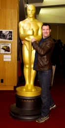 "Animated filmmaker Mark Andrews, of the Oscar®-nominated Animated Feature ""Brave"". Credit: Darren Decker / ©A.M.P.A.S."