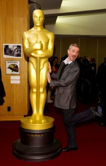 """Sam Fell, of the Oscar®-nominated Animated Feature """"Paranorman"""". Credit: Darren Decker / ©A.M.P.A.S."""