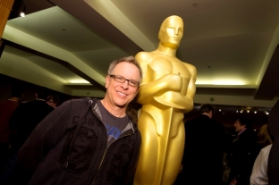 "Rich Moore, of the Oscar®-nominated Animated Feature ""Wreck-It-Ralph"". Credit: Darren Decker / ©A.M.P.A.S."