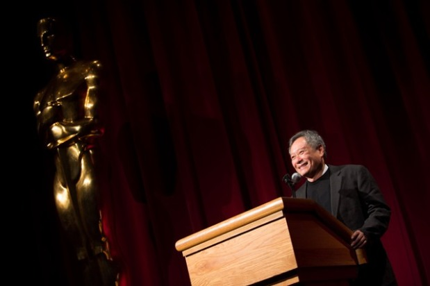Oscar winner Ang Lee. Credit: Matt Petit / ©A.M.P.A.S.