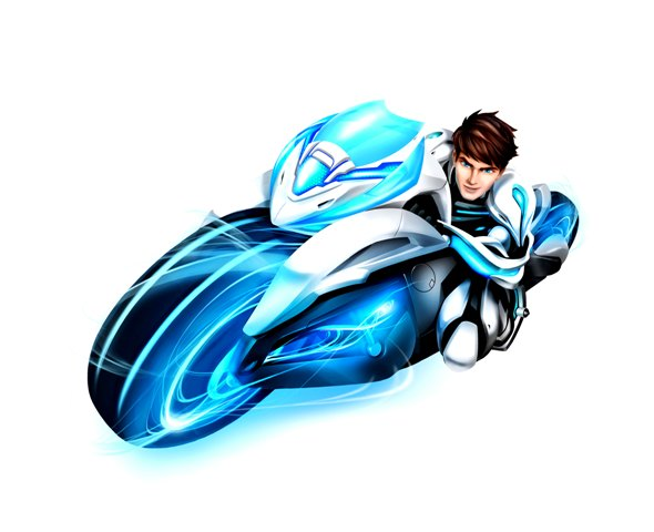 Copia de Max_Steel_Bike