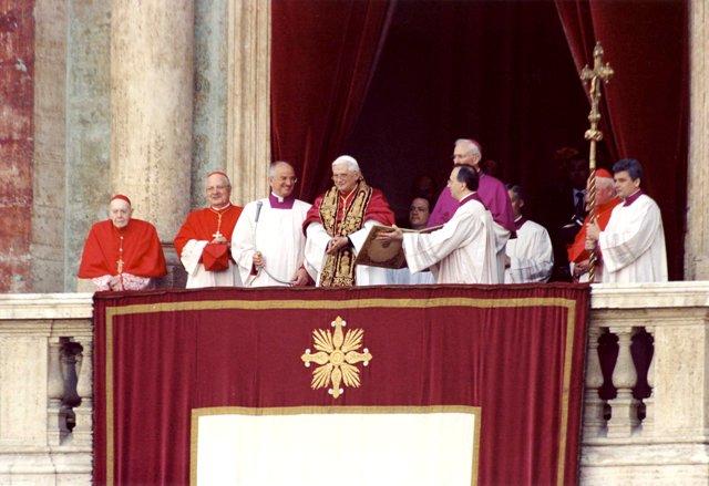 El Papa Benedicto XVI en Nat Geo (a)