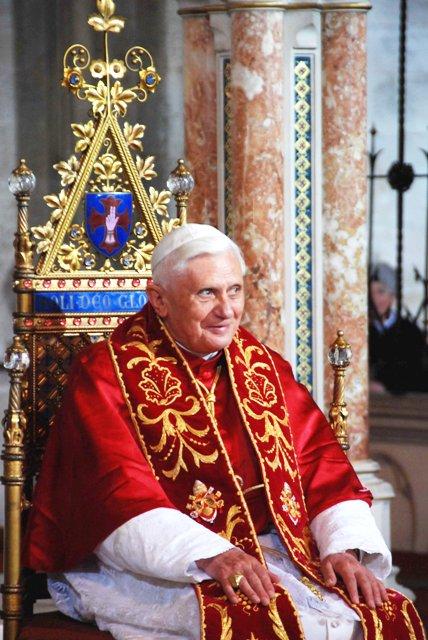 El Papa Benedicto XVI en Nat Geo (c)