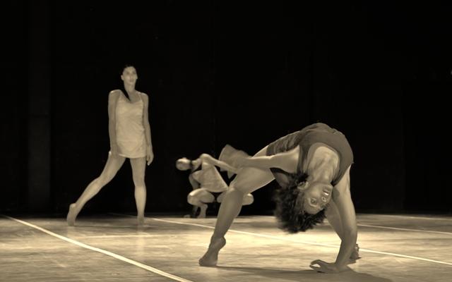 En el Teatro de la Danza