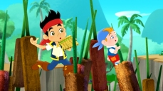 JAKE Y LOS PIRATAS DEL NUNCA JAMAS - PHOTO 4 - DISNEY JUNIOR