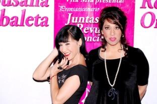 SUSANA ZABALETA - REGINA OROZCO - JUNTAS Y REVUELTAS - CONFERENCIA - FOTO 11