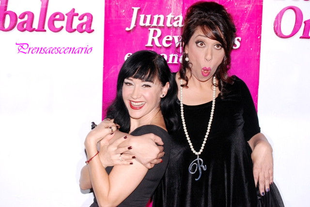 SUSANA ZABALETA - REGINA OROZCO - JUNTAS Y REVUELTAS - CONFERENCIA - FOTO 17