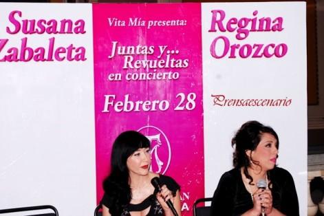 SUSANA ZABALETA - REGINA OROZCO - JUNTAS Y REVUELTAS - CONFERENCIA - FOTO 2
