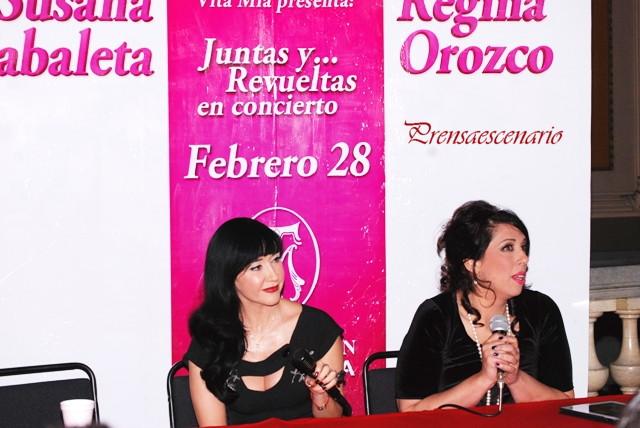 SUSANA ZABALETA - REGINA OROZCO - JUNTAS Y REVUELTAS - CONFERENCIA - FOTO 3