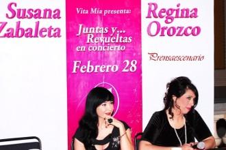 SUSANA ZABALETA - REGINA OROZCO - JUNTAS Y REVUELTAS - CONFERENCIA - FOTO 5