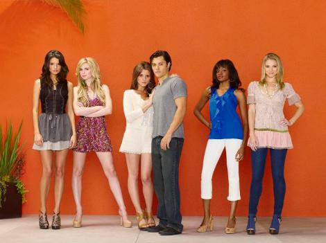 The Lying Game Cast Group Picture © Warner Bros. Entertainment Inc (1)