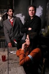 BehindTheScenes04-nosotros los nobles - Juan Pablo Gil - Gary Alazraki - Karla Souza