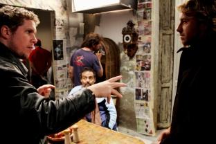 -BehindTheScenes07- nosotros los nobles - Gary Alazraki - Gonzalo Vega - Carlos Gascon