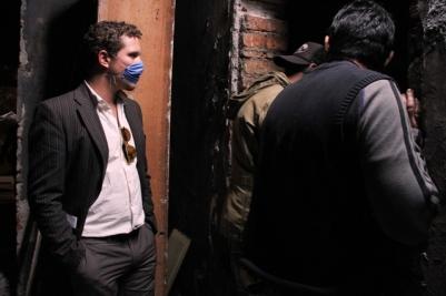 BehindTheScenes62-Nosotros los Nobles - Gary Alazraki - Director