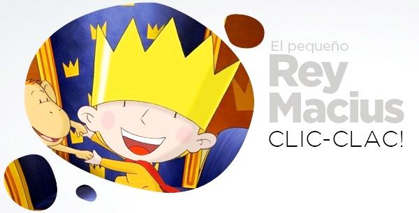 Canal 22_Clic clac_Rey Macius