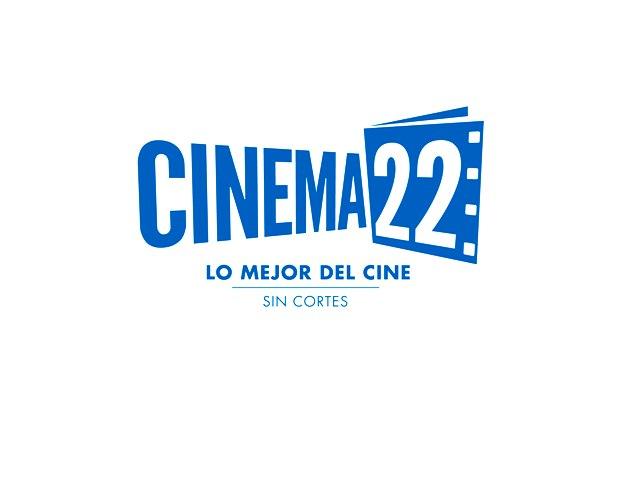 CINEMA 22 - CANAL 22 - LOGO