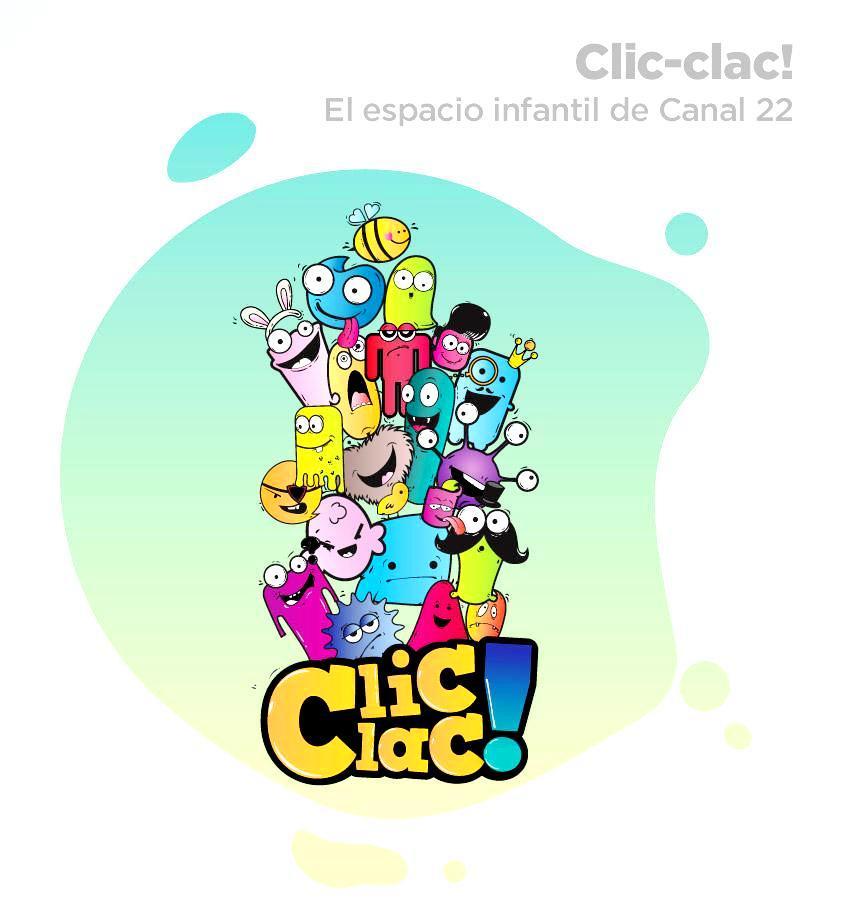 CLICK CLACK - LOGO