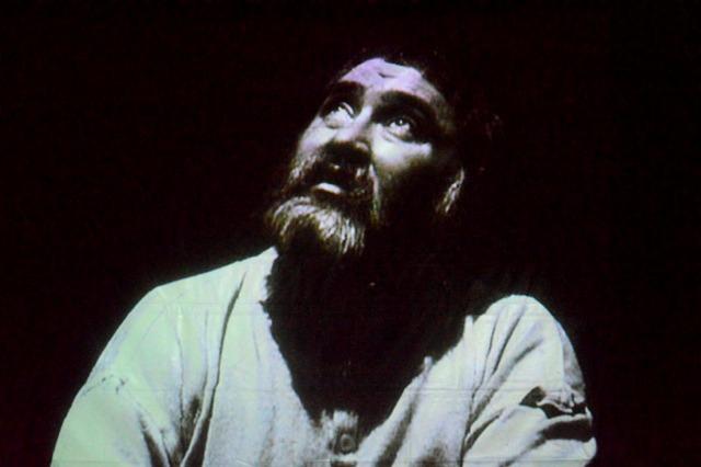 DVD titulado Ciudad Infierno. El teatro de Julio Castillo