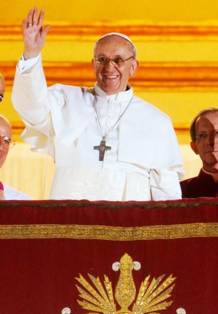 Francisco, el nuevo Papa en Nat Geo (a)