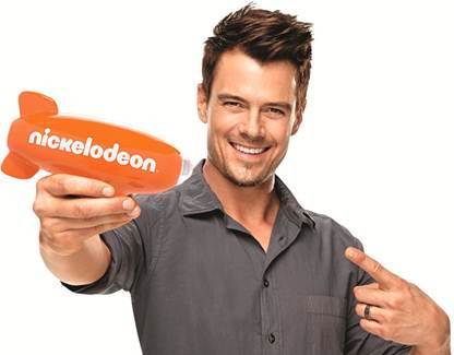 JOSH DUHAMEL - PRESENTADOR - PREMIOS - KIDS CHOICE AWARDS 2013 - USA