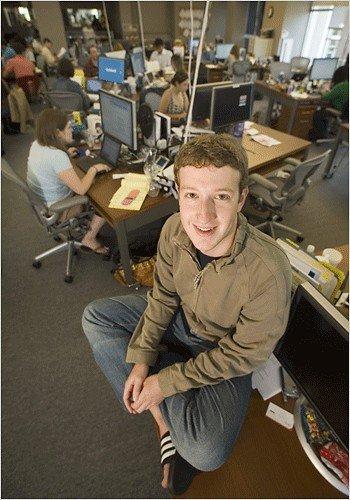 mark zuckerberg - foto 2