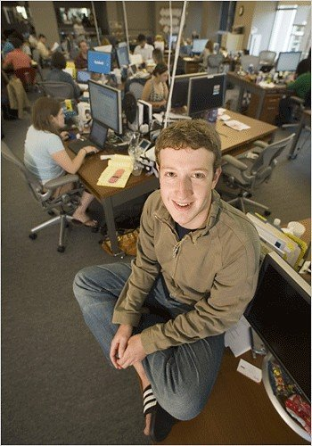 mark zuckerberg - foto 2