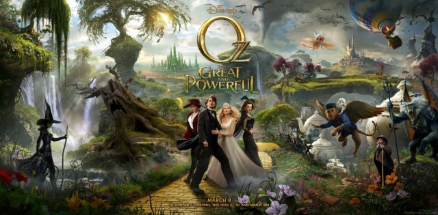 poster - oz great and powerful - 2013.jpg - poster 2