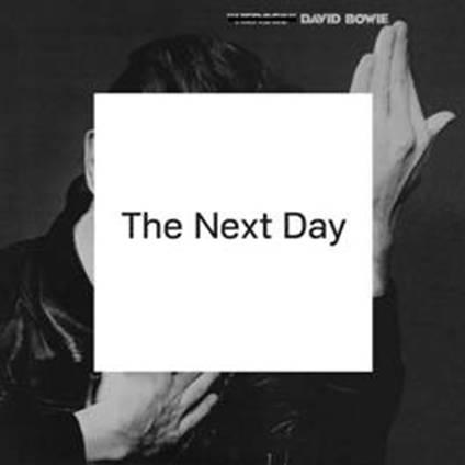 THE NEXT DAY - DAVID BOWIE - PORTADA -  SONY MUSIC