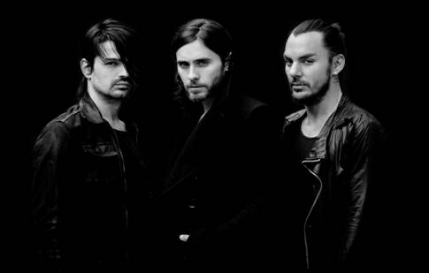 THRITY SECONDS TO MARS - UNIVERSAL MUSIC - UP IN THE AIR