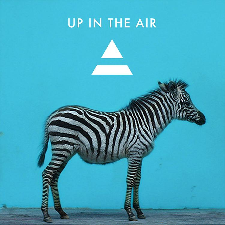 UP IN THE AIR - FOTO SENCILLO - ALBUM- THIRTY SENCONDS TO MARS - UNIVERSAL MUSIC