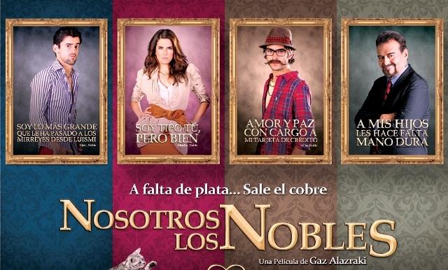 NOSOTROS LOS NOBLES - POSTER - WALLPAPER