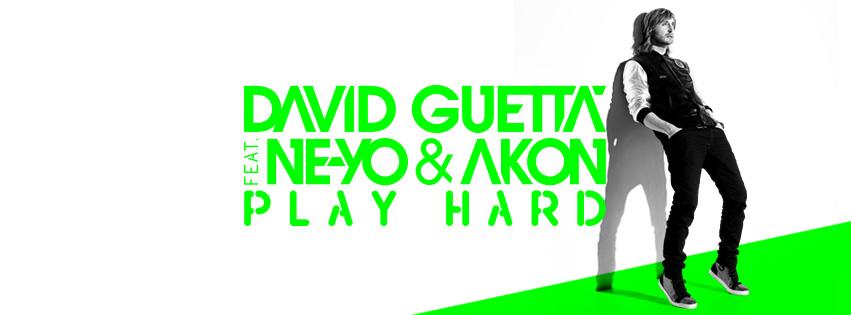 DAVID GUETTA - FEAT NEYO - AKON - PLAY HARD - UNIVERSAL MUSIC