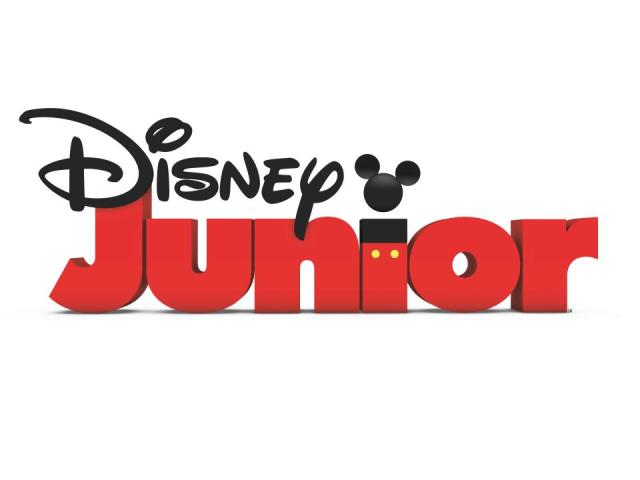 DISNEY JUNIOR  - LOGO