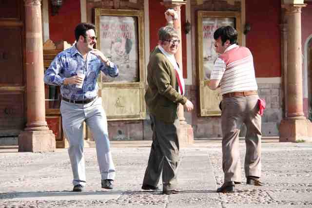 Foto 3 - el crimen del padre gumaro  - alejandro calva - eduardo manzano