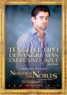 NOSOTROS LOS NOBLE S- PELICULA - TEASER - JAVI NOBLE - LUIS GERARDO MENDEZ