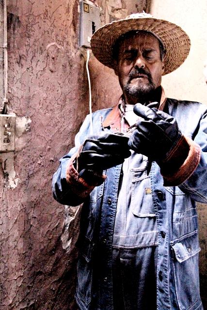 NOSOTROS LOS NOBLES - PELICULA - GONZALO VEGA - FOTO 1