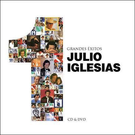 PORTADA CD+DVD - GRANDES EXITOS - JULIO IGLESIAS - SONY MUSIC