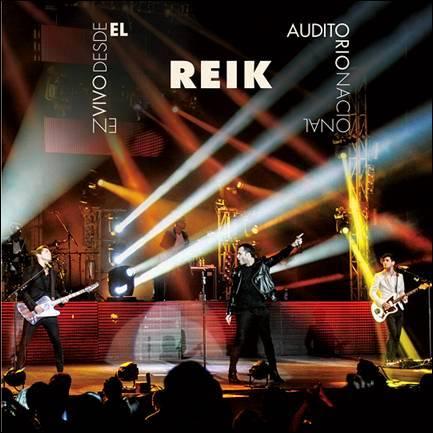 REIK - EN VIVO AUDITORIO NACIONAL - CD+DVD - SONY MUSIC