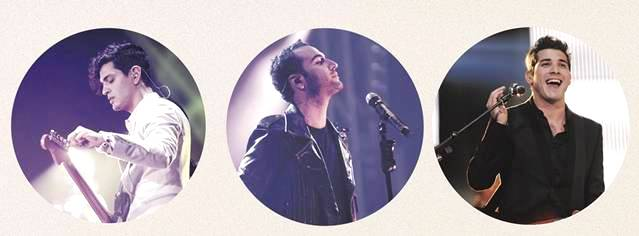 REIK - FOTO - CD+DVD - EN VIVO DESDE AL AUDITORIO NACIONAL - SONY MUSIC