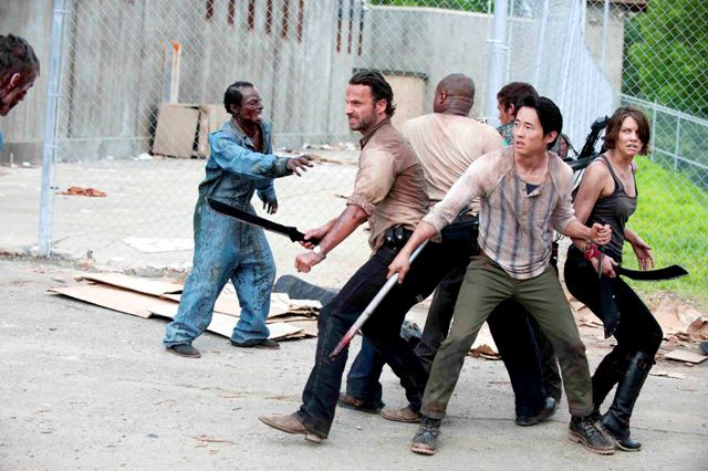 The Walking Dead 3 - Photo Credit Gene PageAMC